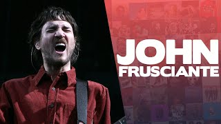 Pq o JOHN FRUSCIANTE saiu do RED HOT CHILI PEPPERS?
