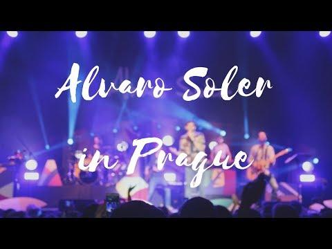 Alvaro Soler in Prague