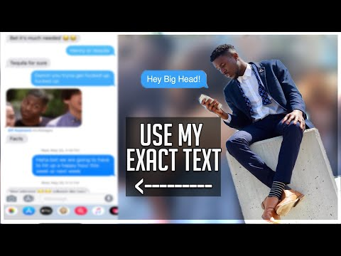 Use These Text Messages! How To Flirt Over Text + Actual Examples!