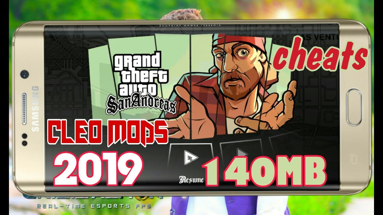 ⭐ Download game gta san andreas lite mod cleo   Download GTA : San
