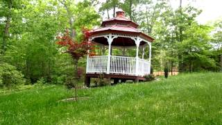 A First Look At My 12-foot Pagoda-roof Gazebo