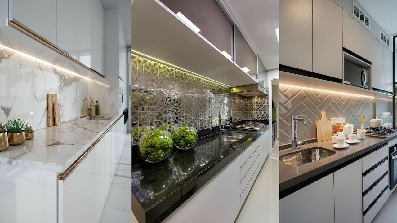11 Modern American Kitchen Designs