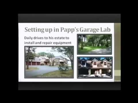 """The Papp """"Noble Gas"""" Engine: A 50 year old scam"""