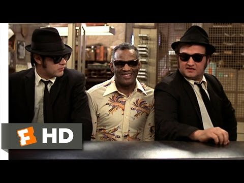 The Blues Brothers (4/9) Movie CLIP - Shake A Tail Feather (1980) HD