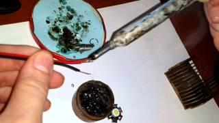 Как правильно паять провода(Автор видео - сайт http://howright.ru., 2014-02-23T12:41:28.000Z)