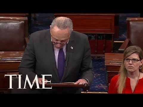 Top Democrats Pull Out Of White House Meeting After President Trump Attacks Them On Twitter | TIME