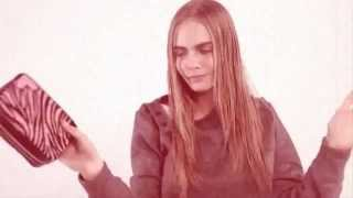 "Cara Delevingne sings ""I want candy"""