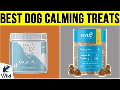 10-best-dog-calming-treats-2019