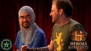 Heroes & Halfwits: Episode 12