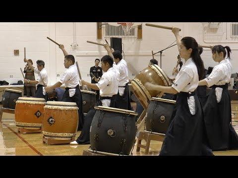 Japan Maritime Self-Defense Force Taiko Drummers Shozuidaiko