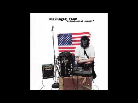 Dillinger Four - Situationist Comedy (Full Album - 2002)