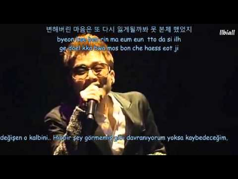 Brown Eyed Soul- My Story Türkçe Altyazılı(Hangul-Rom)
