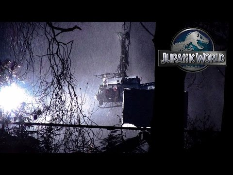 Jurassic World 2 - First Clip From Jurassic World 2!