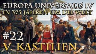 Let's Play Europa Universalis 4 – V. Kastilien #22: Die französische Thronfolge (In 375 Jahren...)