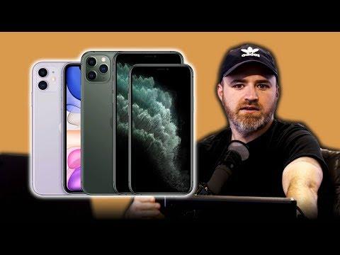 The iPhone 11 Pro Maximus