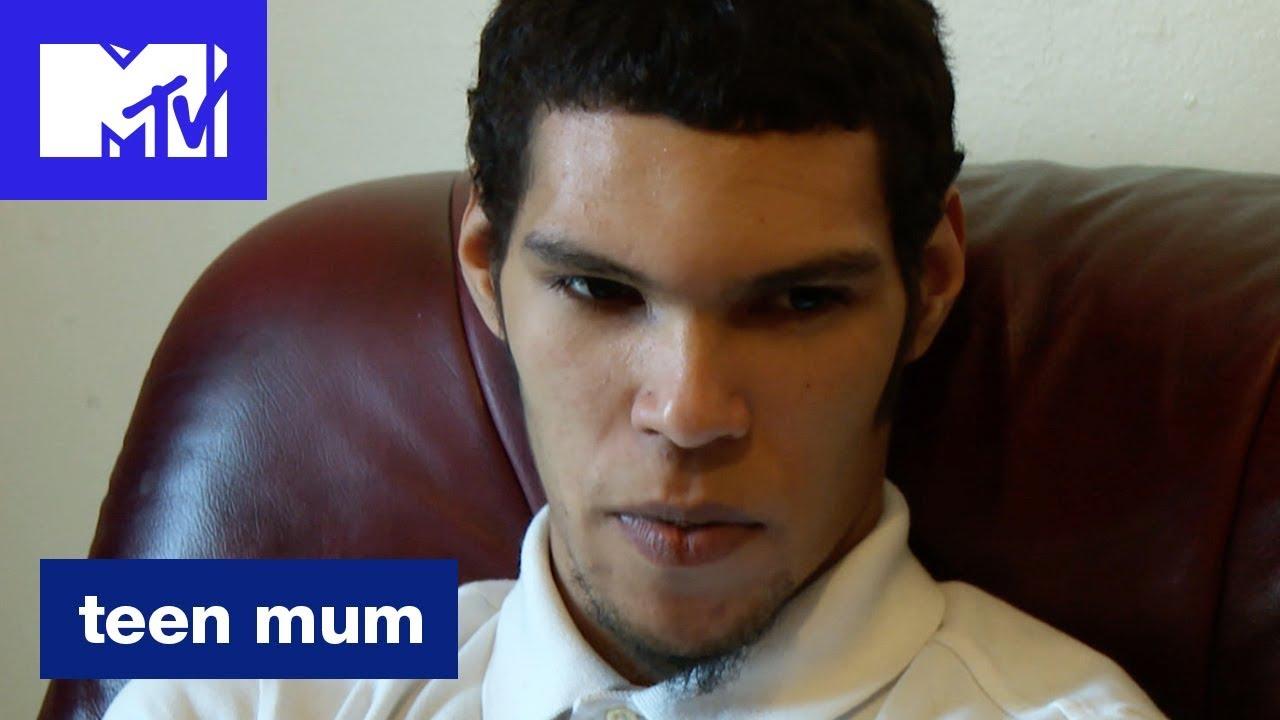 Manley Moves Out Of Mias House Official Sneak Peek  Teen Mum Season 2  Mtv - Youtube-6442