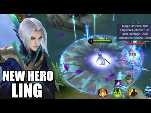 NEW HERO LING IS THE NEW BROKEN ASSASSIN!