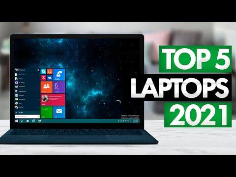 Top 5 Best Laptops of (2021)