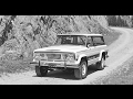Road Test - Jeep Cherokee Chief 1978 - 4 wheels Drive Magazin - Engine Sound