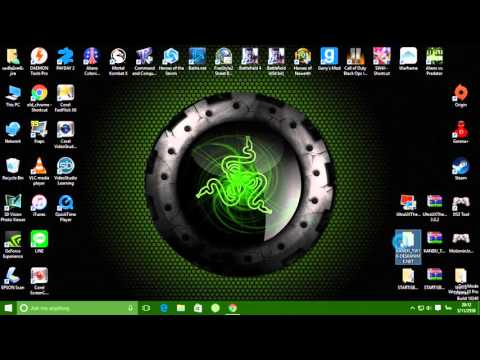 Theme Window 10 วิธีลงแบบ ง่ายๆ ภายใน 6 นาที