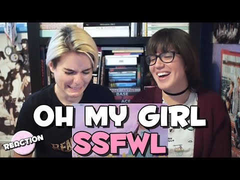 OH MY GIRL 오마이걸 - THE FIFTH SEASON 다섯 번째 계절 SSFWL ★ MV REACTION