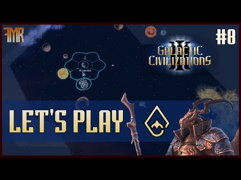 Ascension crystals - Let's Play - Galactic Civilizations 3 Crusade - #8