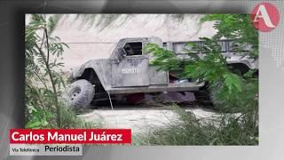 Asesinan en Tamaulipas a 122 militares que combatían al crimen organizado: Carlos Manuel Juárez