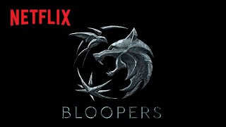 The Witcher | A Moment of Blooper Madness | Netflix