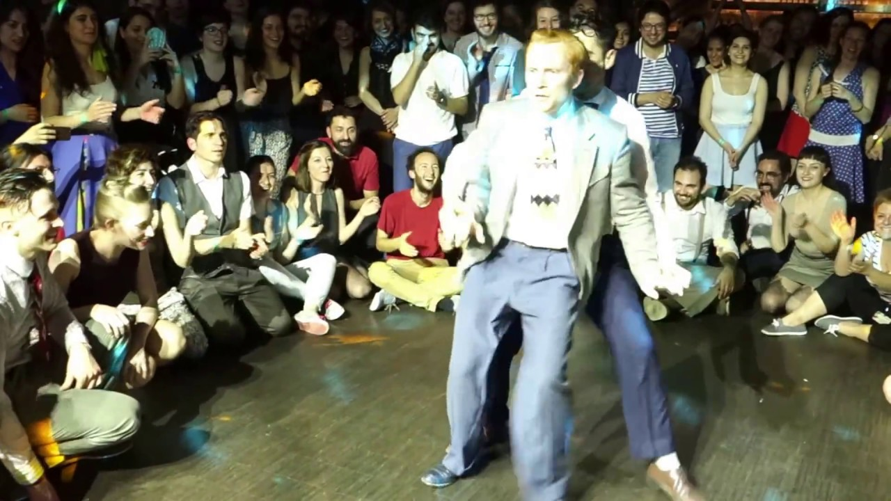 Sunday Night Jam at Babylon Bomonti (Part 1) - Crossover Istanbul 2016