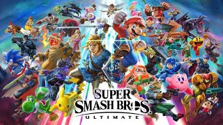 Top 5 Up-B's in super smash Bros ultimate!