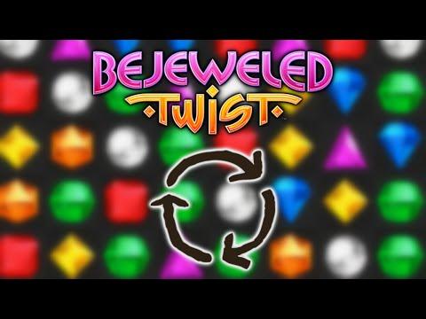 YOU TWIST ME RIGHT AROUND | Bejeweled Twist #1