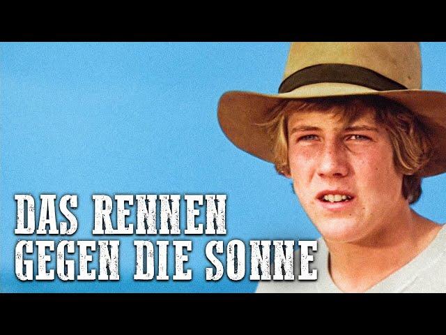 Das Rennen gegen die Sonne | WESTERN Spielfilm | Abenteuer | Cowboys | Deutsch | Film Klassiker