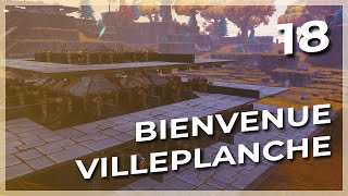 THE BEGINNING OF VILLEPLANCHE FORTNITE SAUVER THE WORLD #18