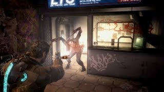 Dead Space 3 Gameplay Preview - Lunar Colony