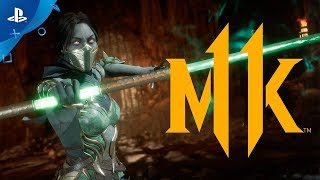 Mortal Kombat 11 - Official Jade Reveal Trailer | PS4