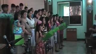 Gen. Trias Unida Church Choir - Hallelujah to the Lamb