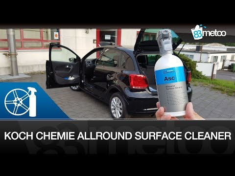 Koch Chemie Allround Surface Cleaner ASC | Auto Innenreinigung | Dash Away Alternative