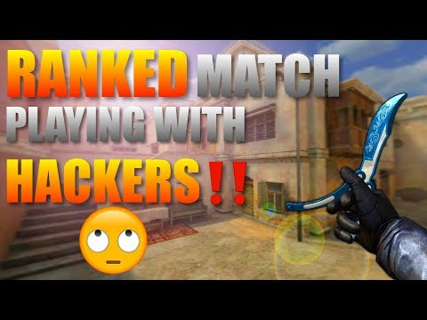 Forward Assault Ranked Match Playing with HACKERS‼️