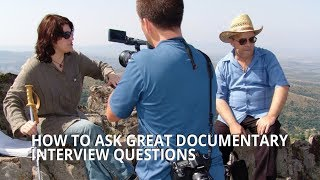 Questions to ask a film director in an interview