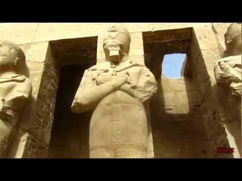 A Trip through Luxor Egypt March 2012