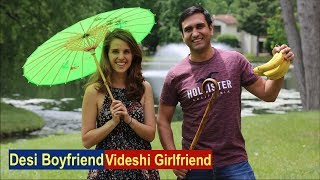 Desi Boyfriend Videshi Girlfriend - | Lalit Shokeen Films |