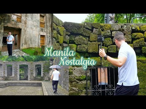 SYRIAN visiting FORT SANTIAGO INTRAMUROS | A Glimpse of the Past