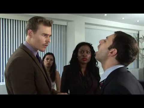 Guy Burnet in 'Christie'  Episode 12  Little Man, Big City