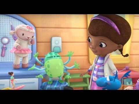 Доктор Плюшева - все серии подряд (Сезон 1 Серии 7, 8, 9) l Мультфильм для детей