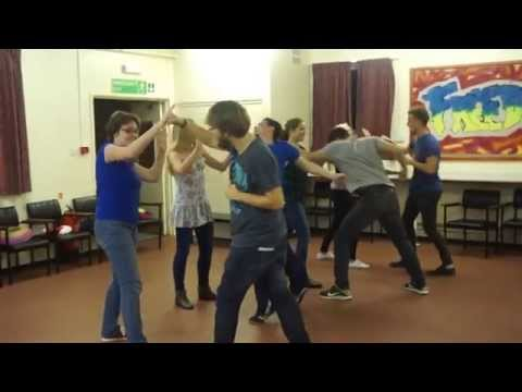 Liverpool Uni CU Exec Dance 2014!