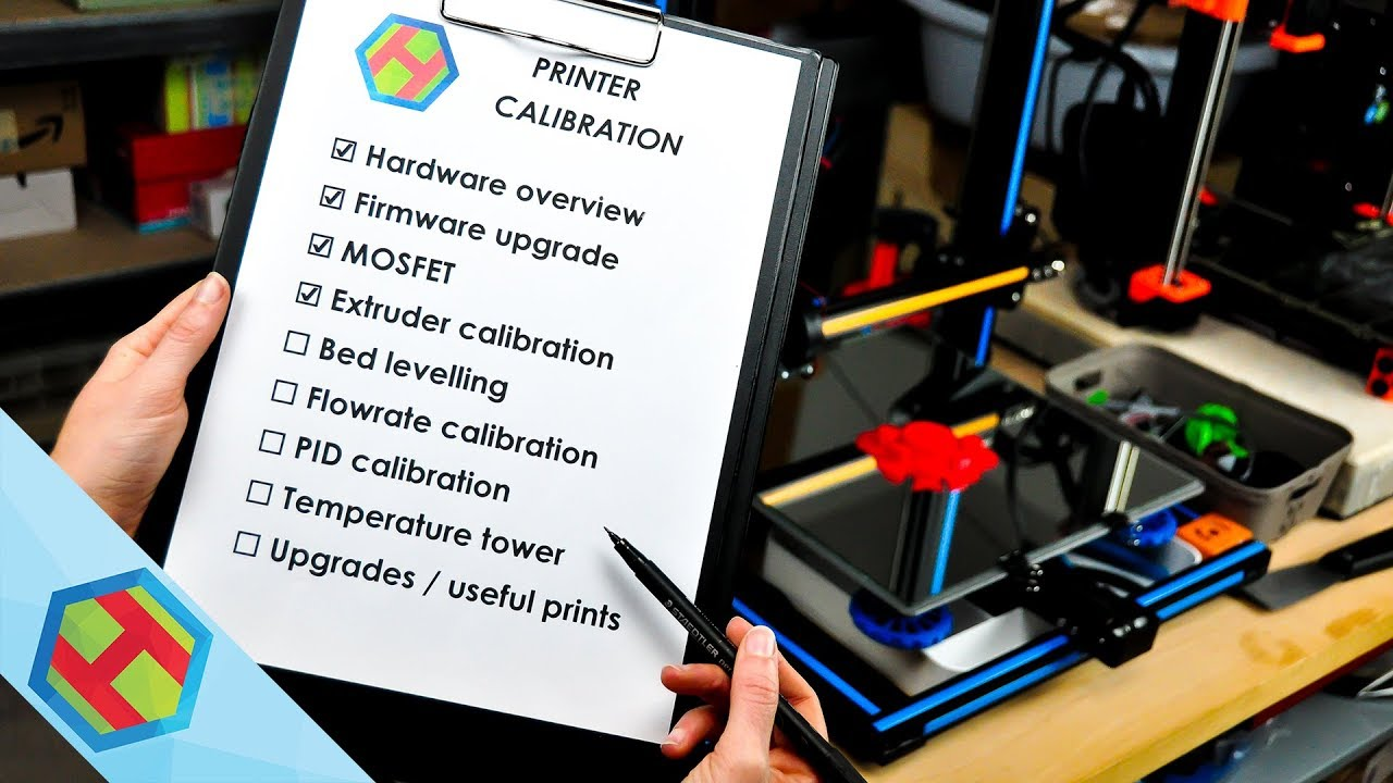 How to calibrate 3D printer and first things you should print