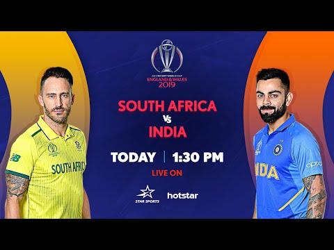 icc-cwc19:-south-africa-versus-india