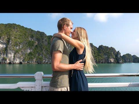 Auf Dem Luxusschiff In Die Halong Bay - Vietnam - Weltreise   VLOG #237