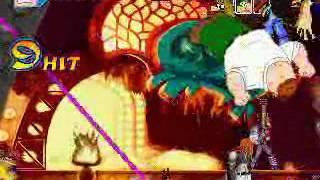 JS Peter MUGEN Cartoon Rave Battle
