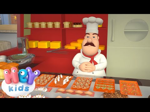 Backe Backe Kuchen - Kinderlieder TV.de